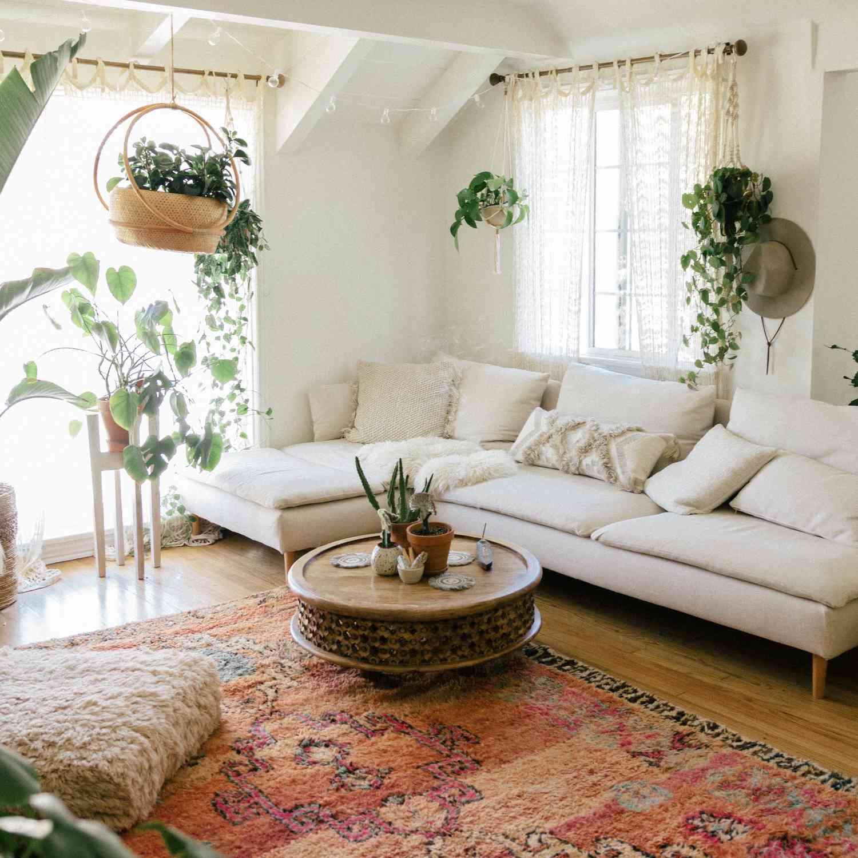 berber rug in an interiors