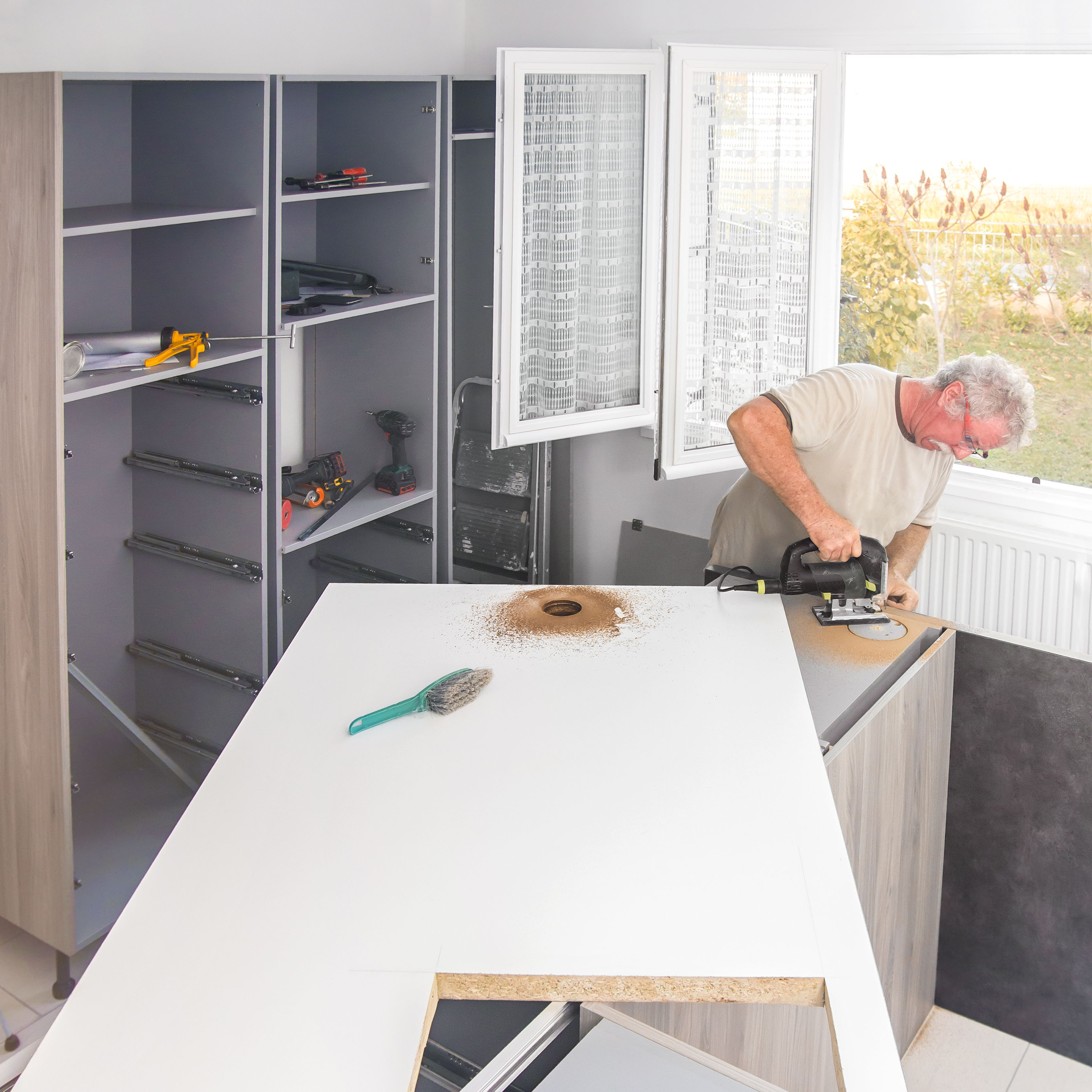 how to do a budget kitchen remodel