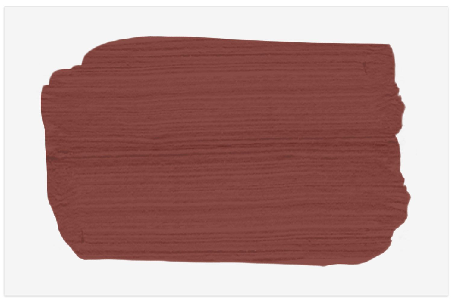 Devine Paints Paprika paint swatch for a perfect Tuscan red