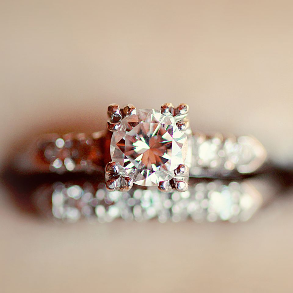 How to Clean a Diamond Ring