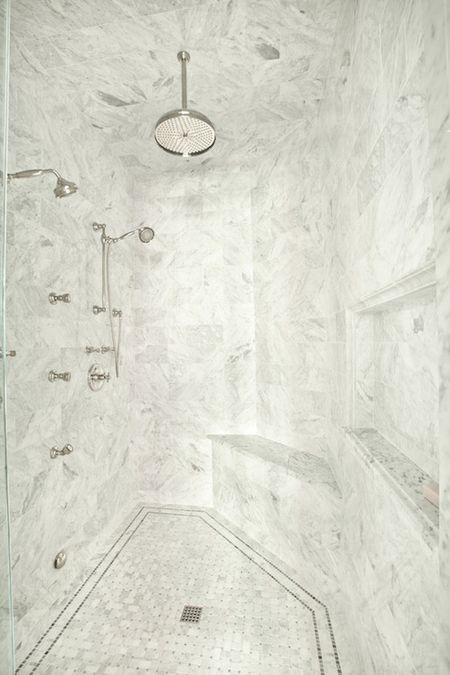 19 Beautiful Showers Without Doors
