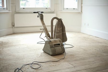 Floor Sanders To Rent When Finishing Your Wood Floor