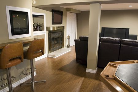 best basement flooring options