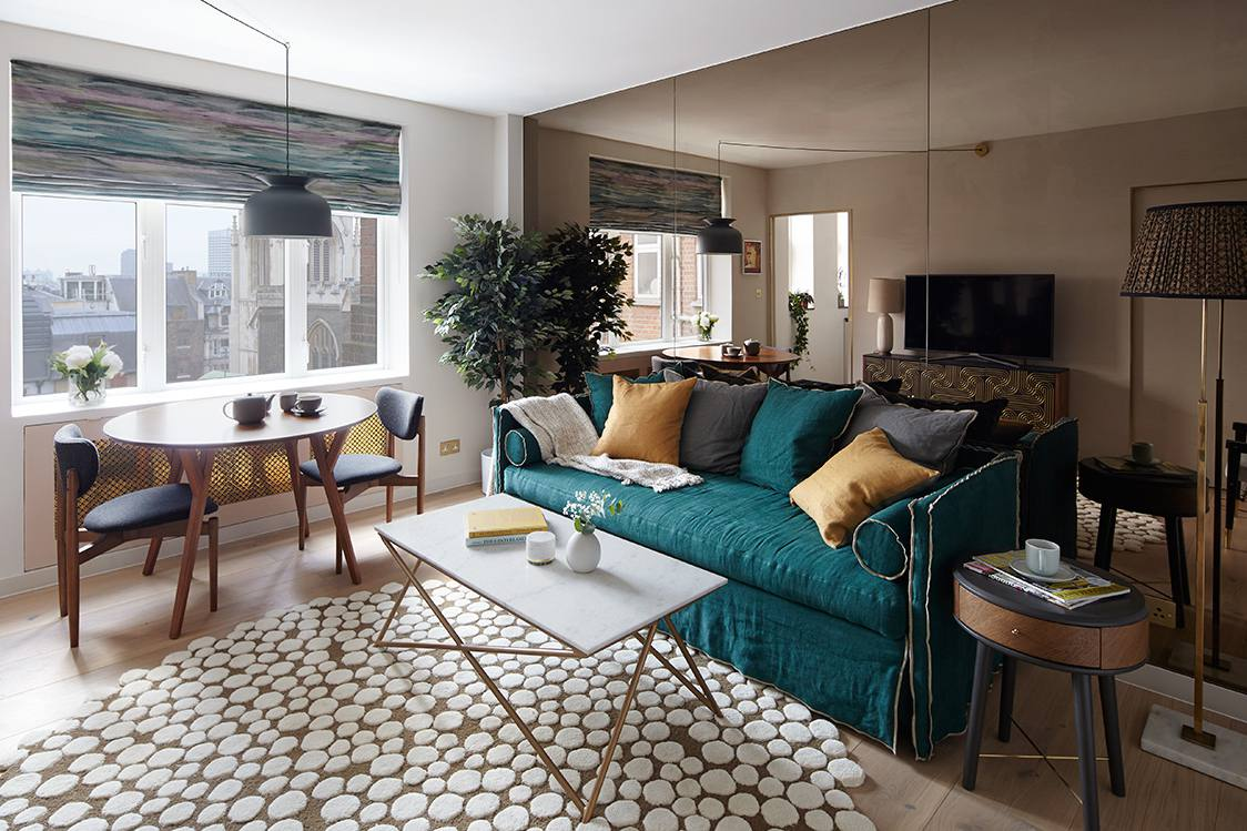 17 Beautiful Small Living Rooms That Work