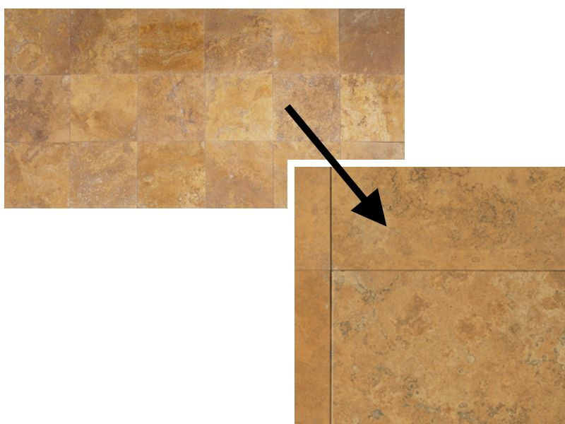 Tuscan Travertine Flooring