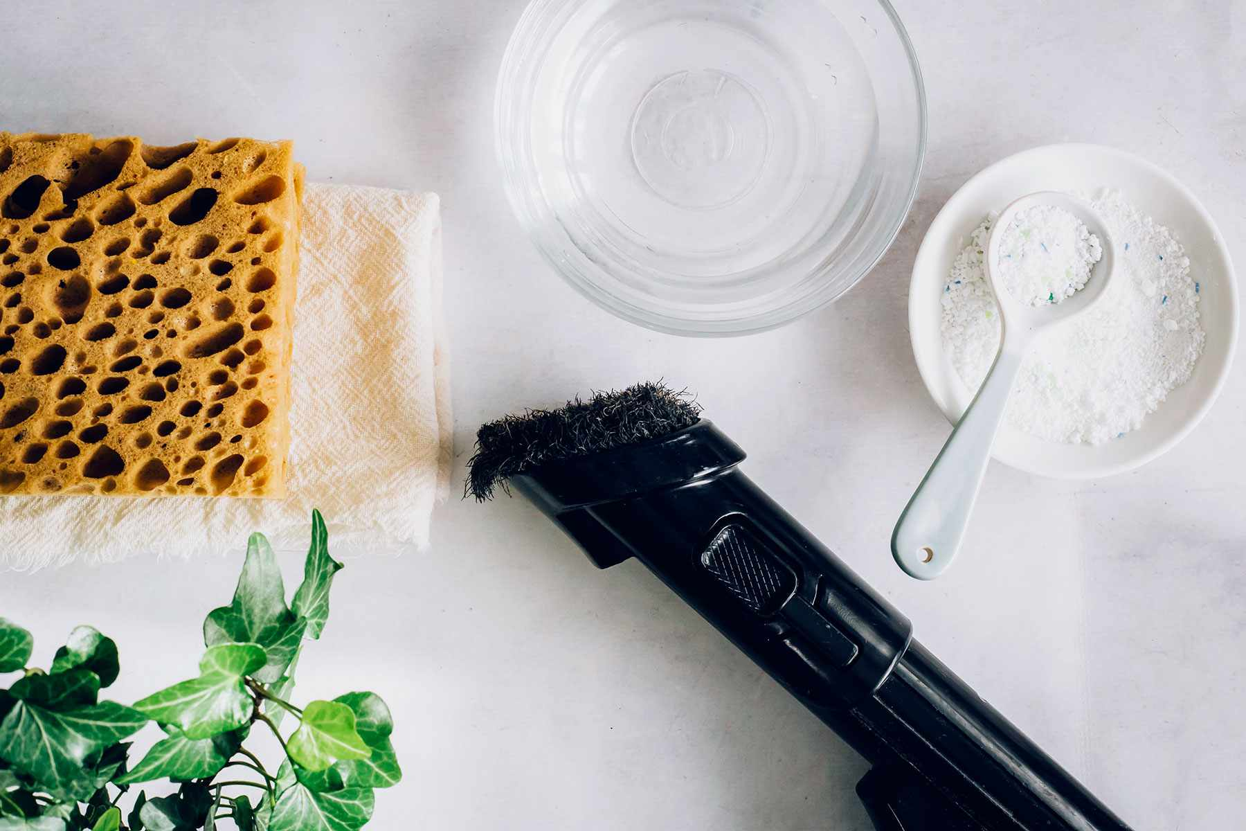 tools for removing pollen from fabric