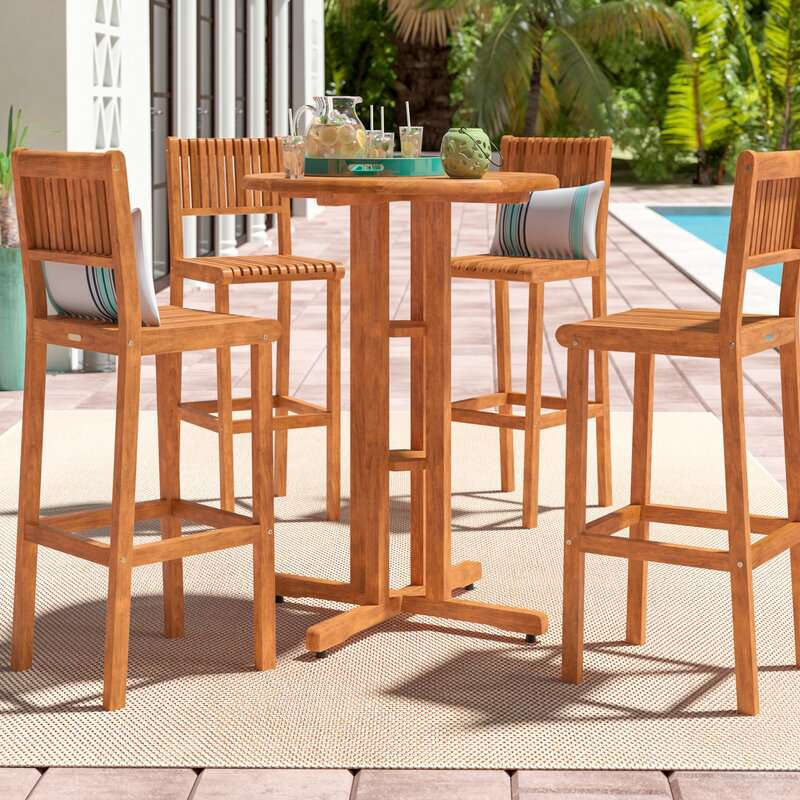 The 8 Best Outdoor Bar Sets Of 2021