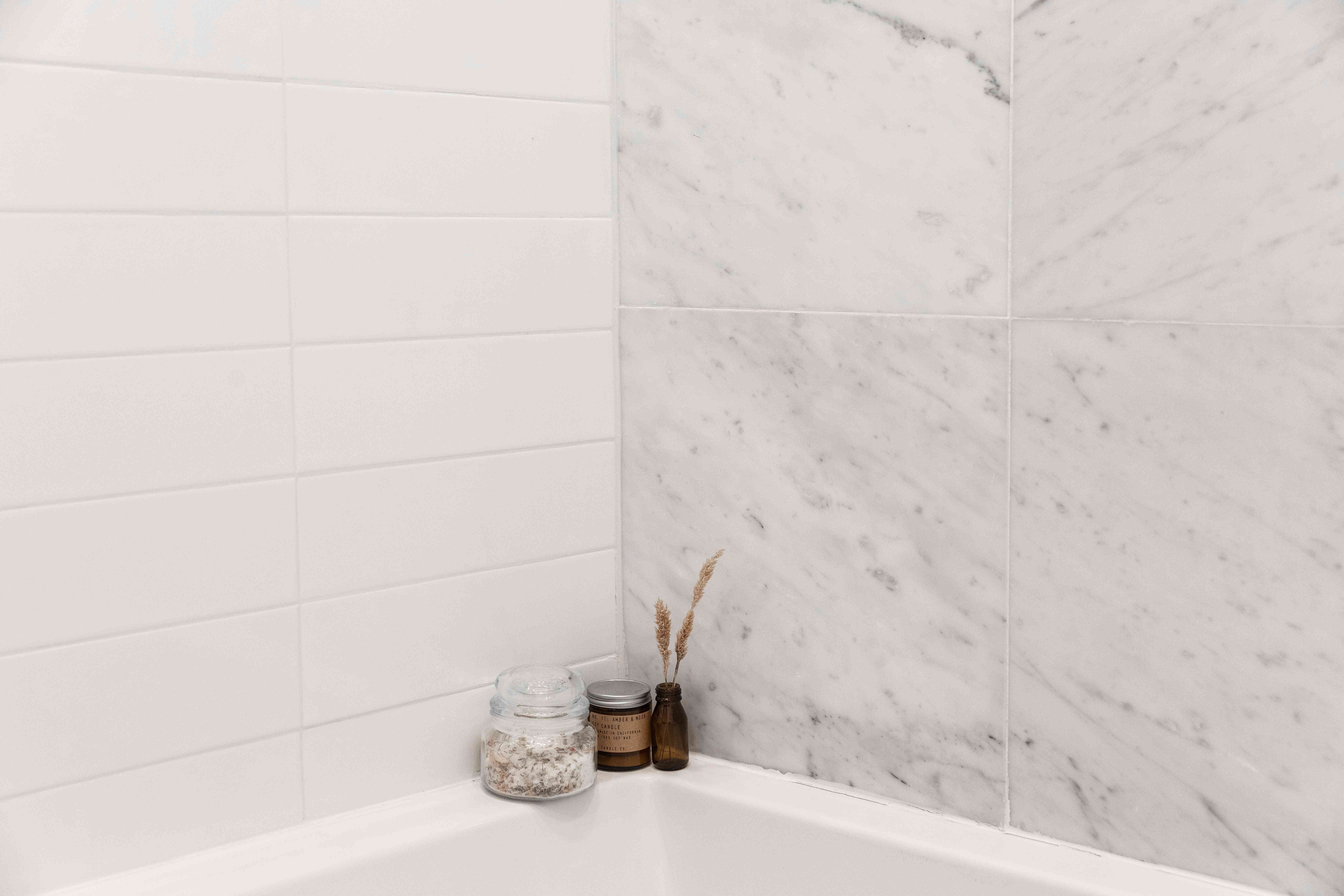 5 Best Bathroom Wall Options, Wall Covering For Bathroom