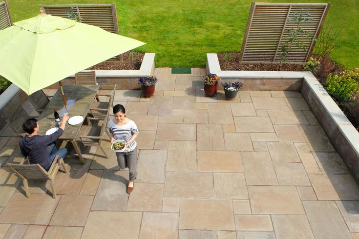Backyard Floor outdoor patio tile: how to choose the right type