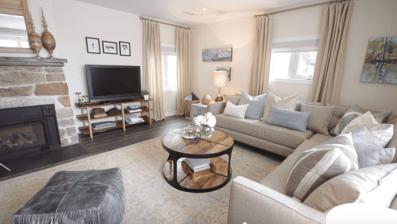 Tendencias de sala de estar - Seccionales