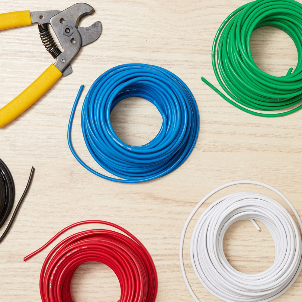 Electrical Wiring Color Coding System | Home Electrical Wiring Color Code |  | The Spruce