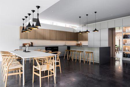 12 Open Kitchen Ideas