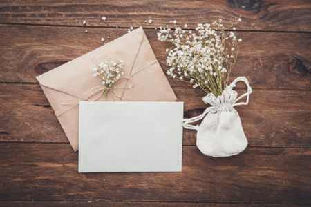 the first steps to creating your wedding guest list