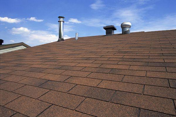 Asphalt Flat Roof