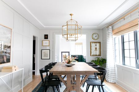 Lantern Dining Room Lights | 27 Dining Room Lighting Ideas For Every Style