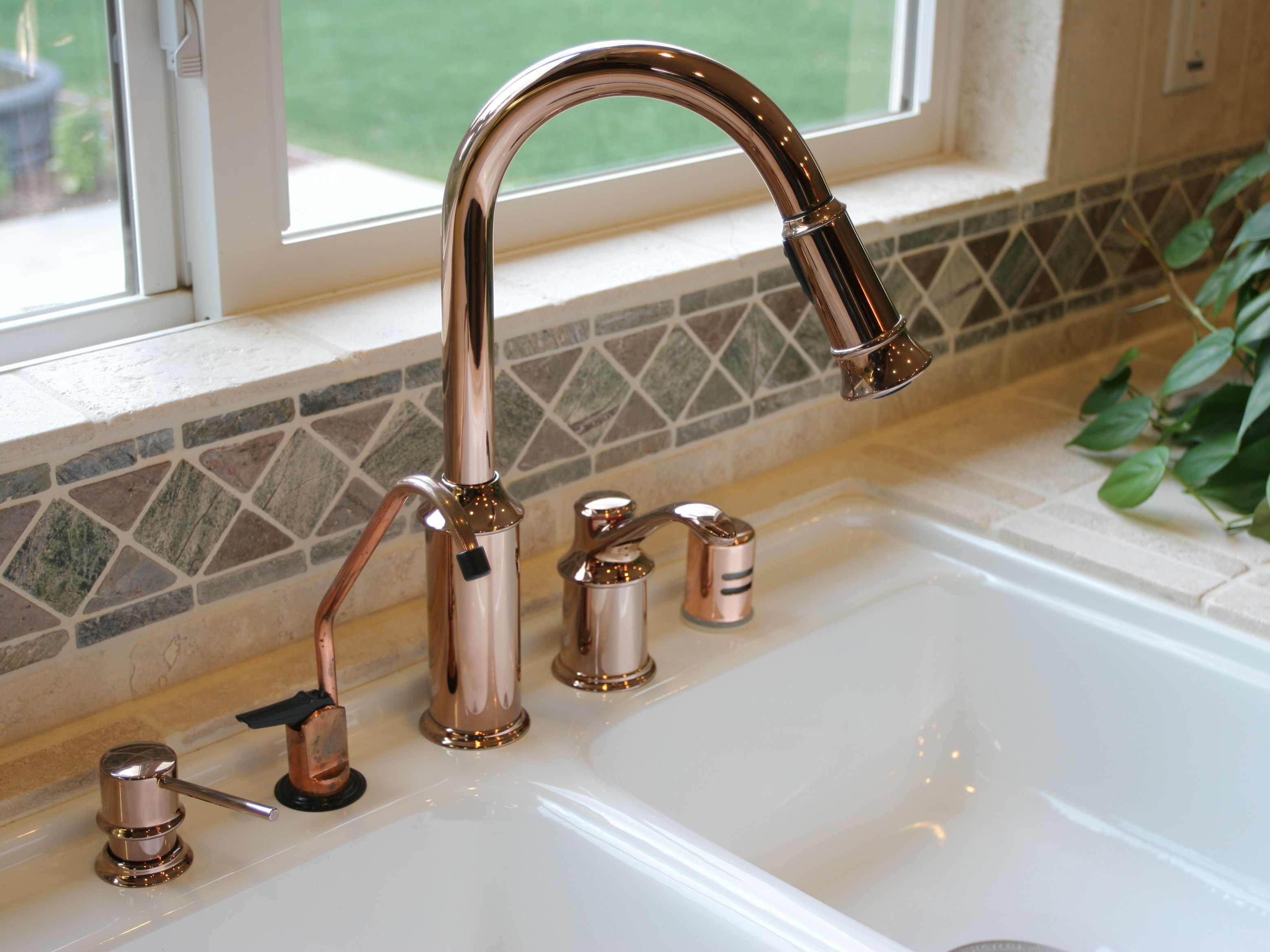 Picture of: How To Install A Kitchen Soap Dispenser