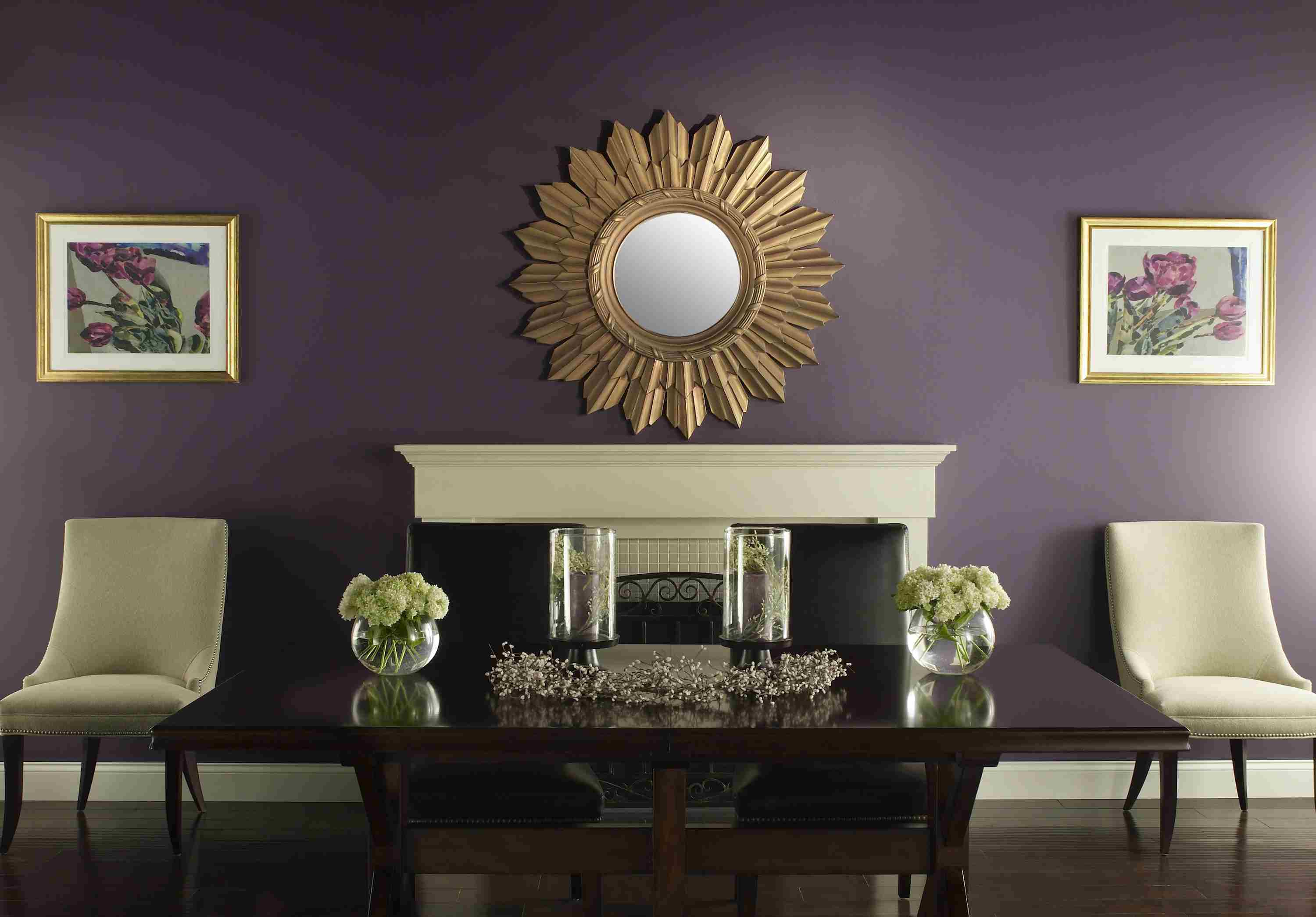 best color for dining room walls | 10 Chic Colors to Create a Stylish Accent Wall