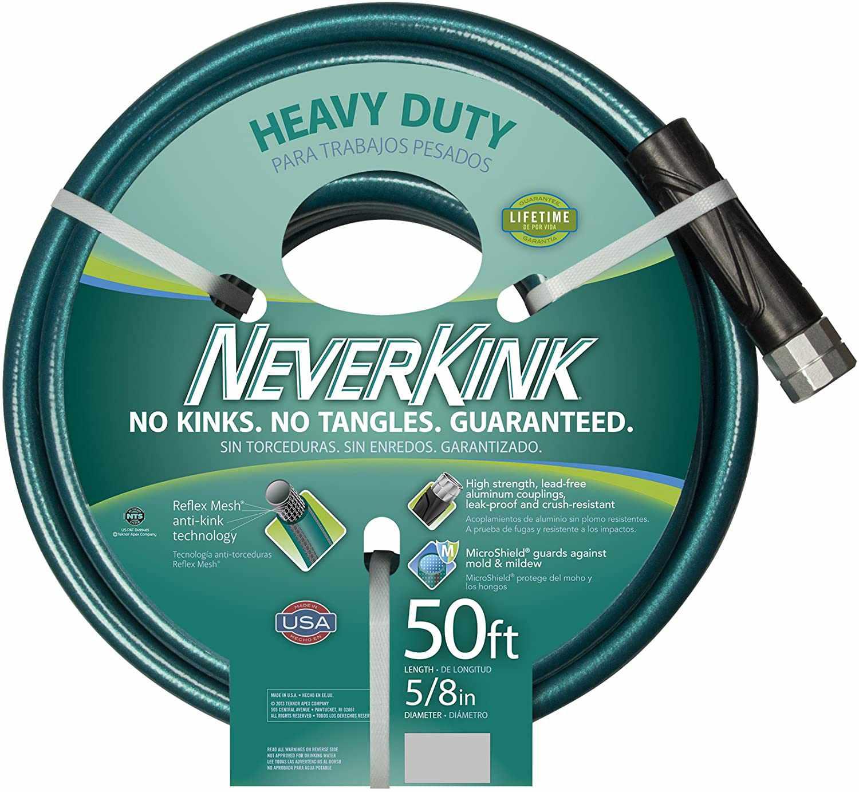 Teknor Apex Neverkink Heavy Duty Garden Hose