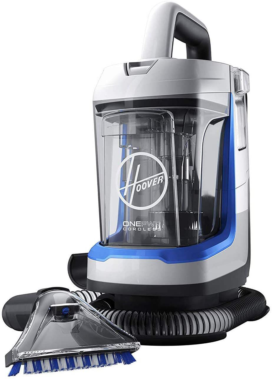 Hoover BH12010 ONEPWR Spotless GO Cordless Carpet and Upholstery Spot Cleaner