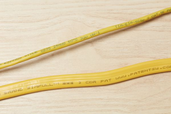 Electrical wire labeling