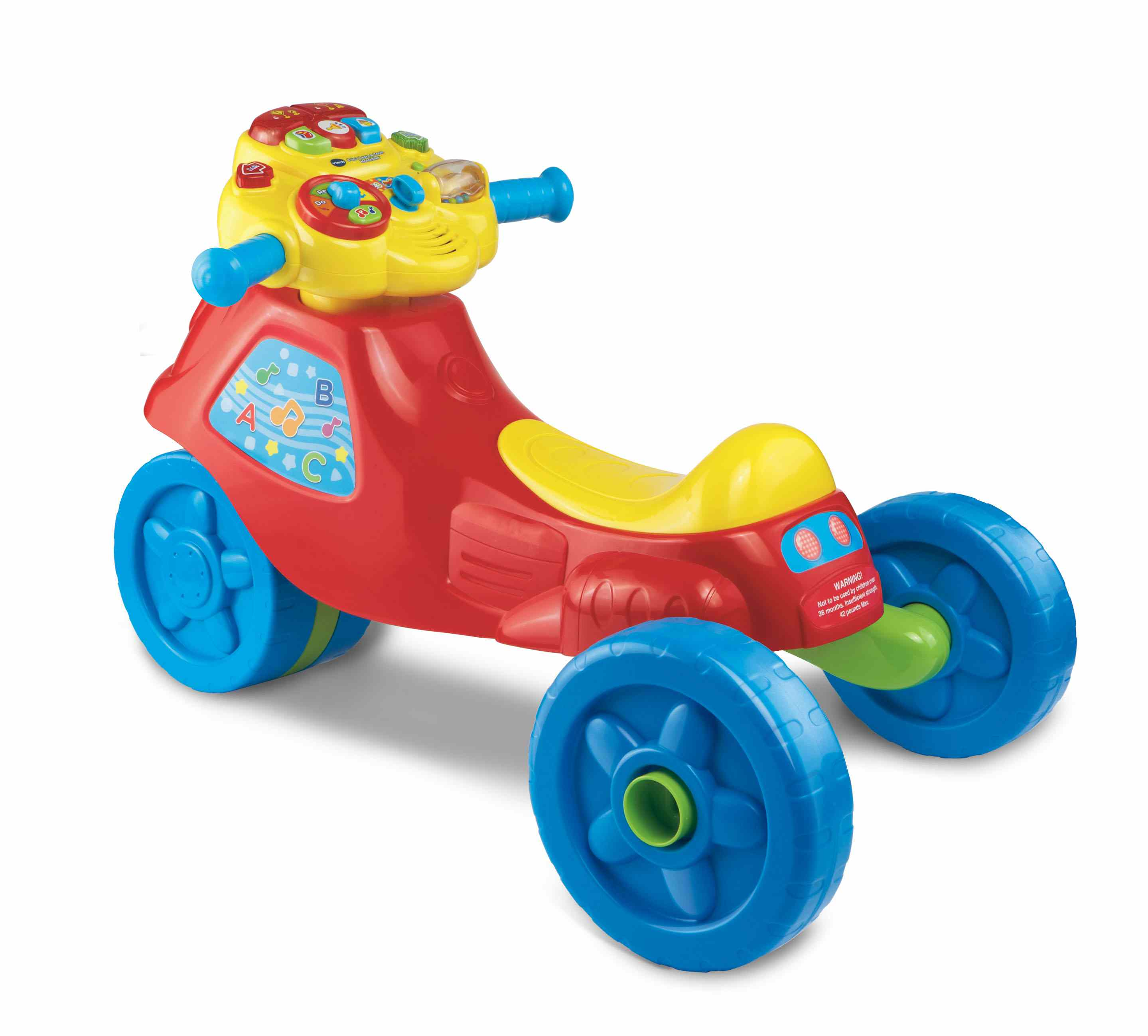 VTech, 2-in-1 Learn and Zoom Motorbike