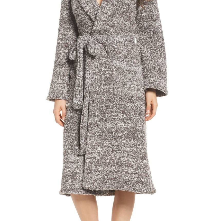 c06772e59a Best for Lounging  Barefoot Dreams CozyChic Robe