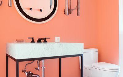 Groovy Color Paint Wallpaper Ideas Interior Design Ideas Clesiryabchikinfo