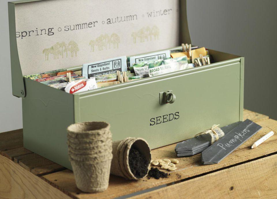 Gardening Seed Box