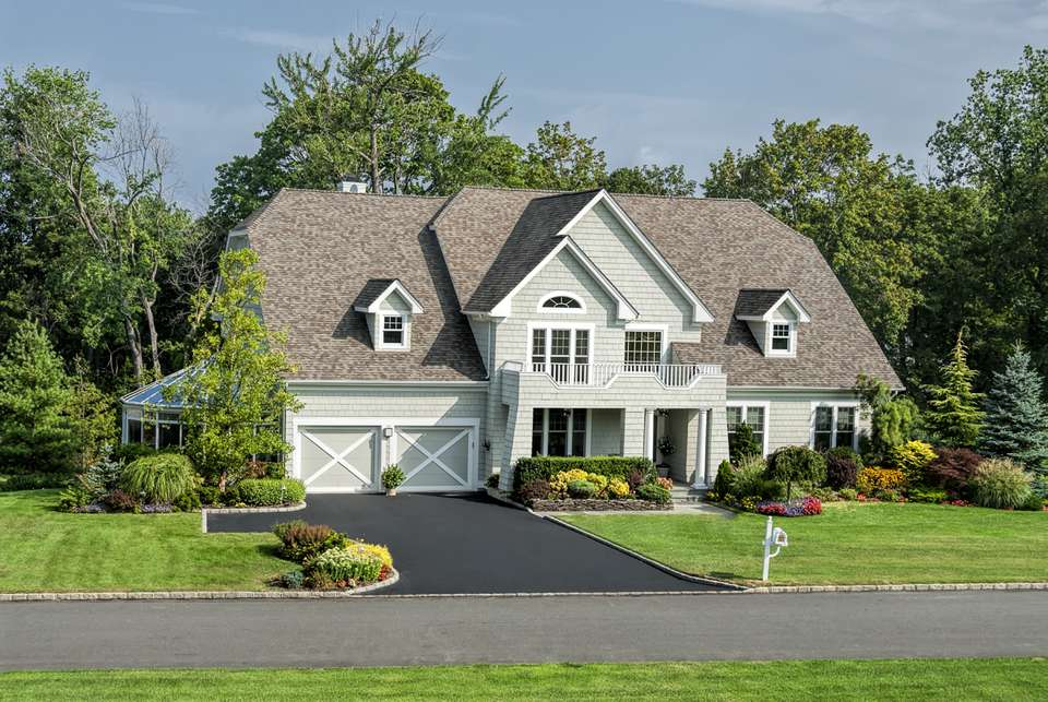 Luxury Home in the Suburbs