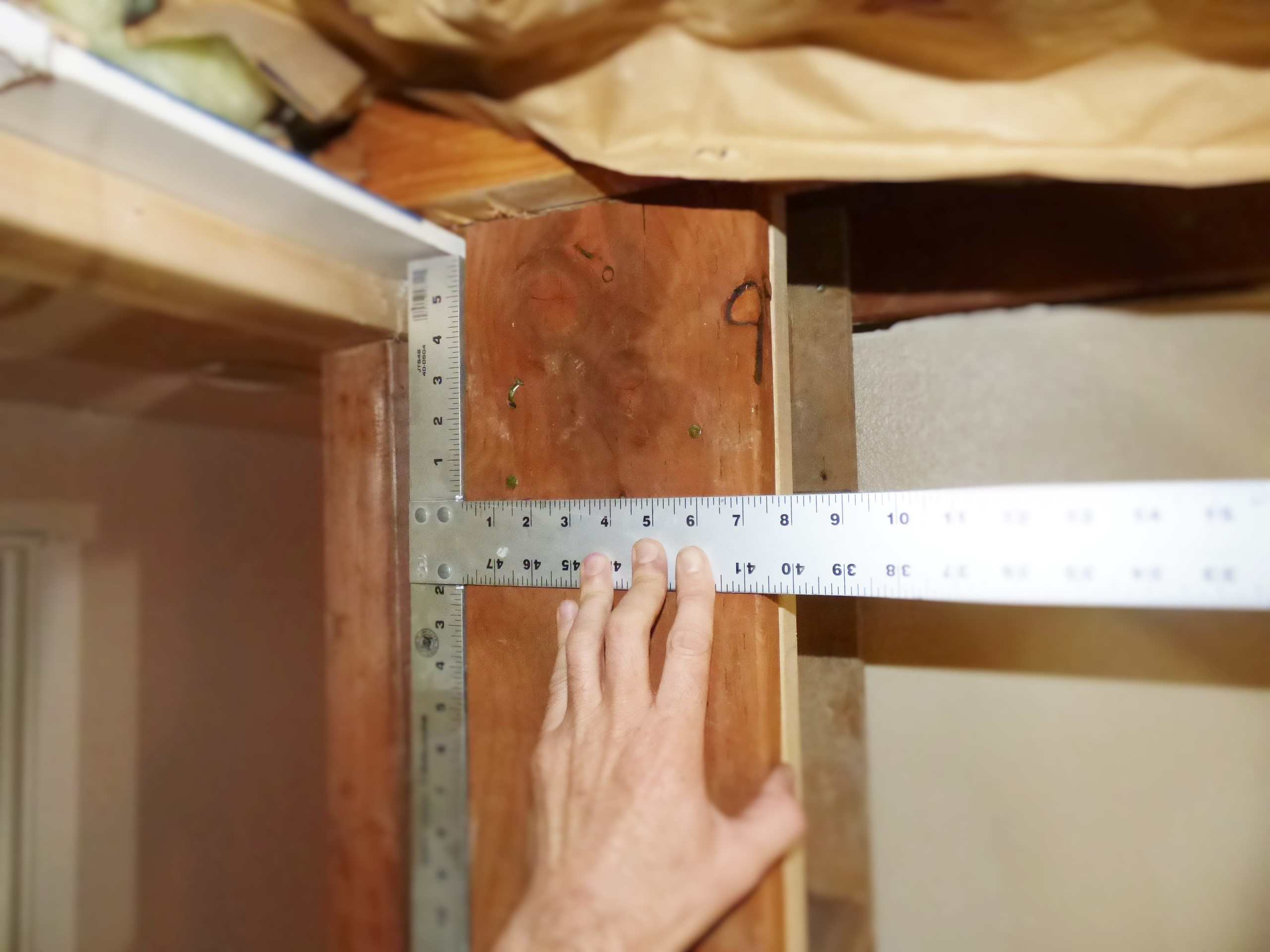 How to Replace a Load-Bearing Wall With a Support Beam