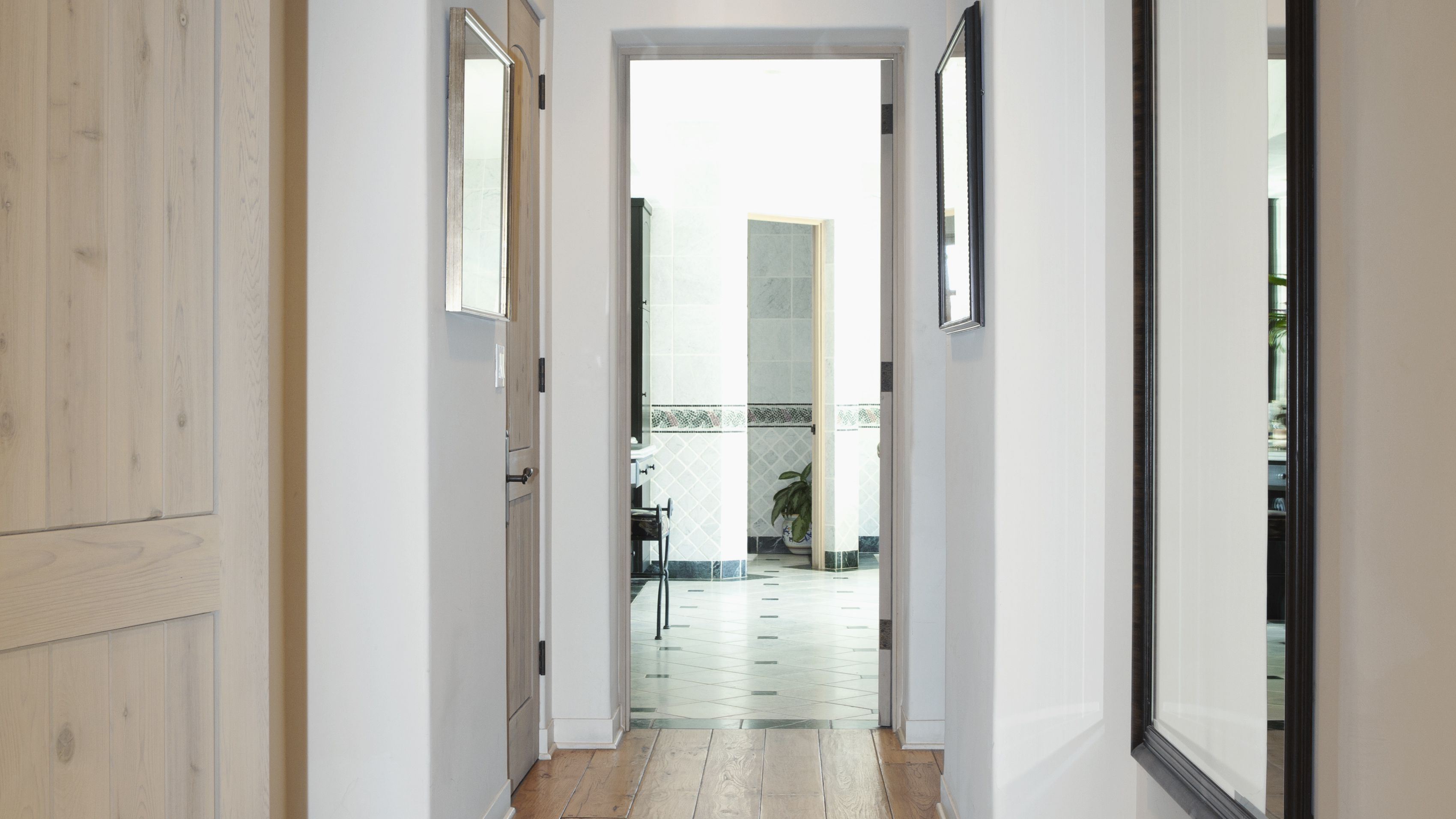 Feng Shui Tips For A Long Hallway