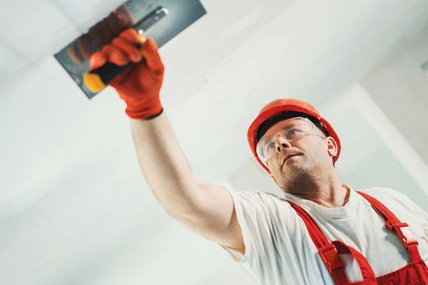 Drywall Finishing Ceiling