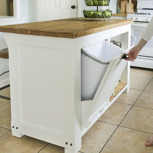 12 Free Diy Kitchen Island Plans
