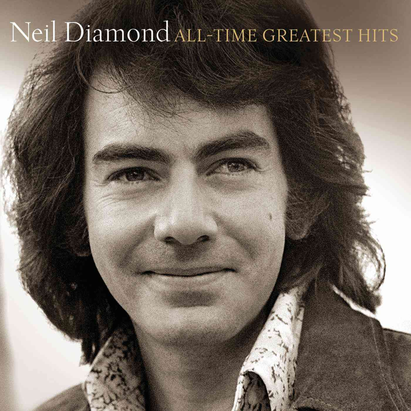 Neil Diamond's All-Time Greatest Hits Album