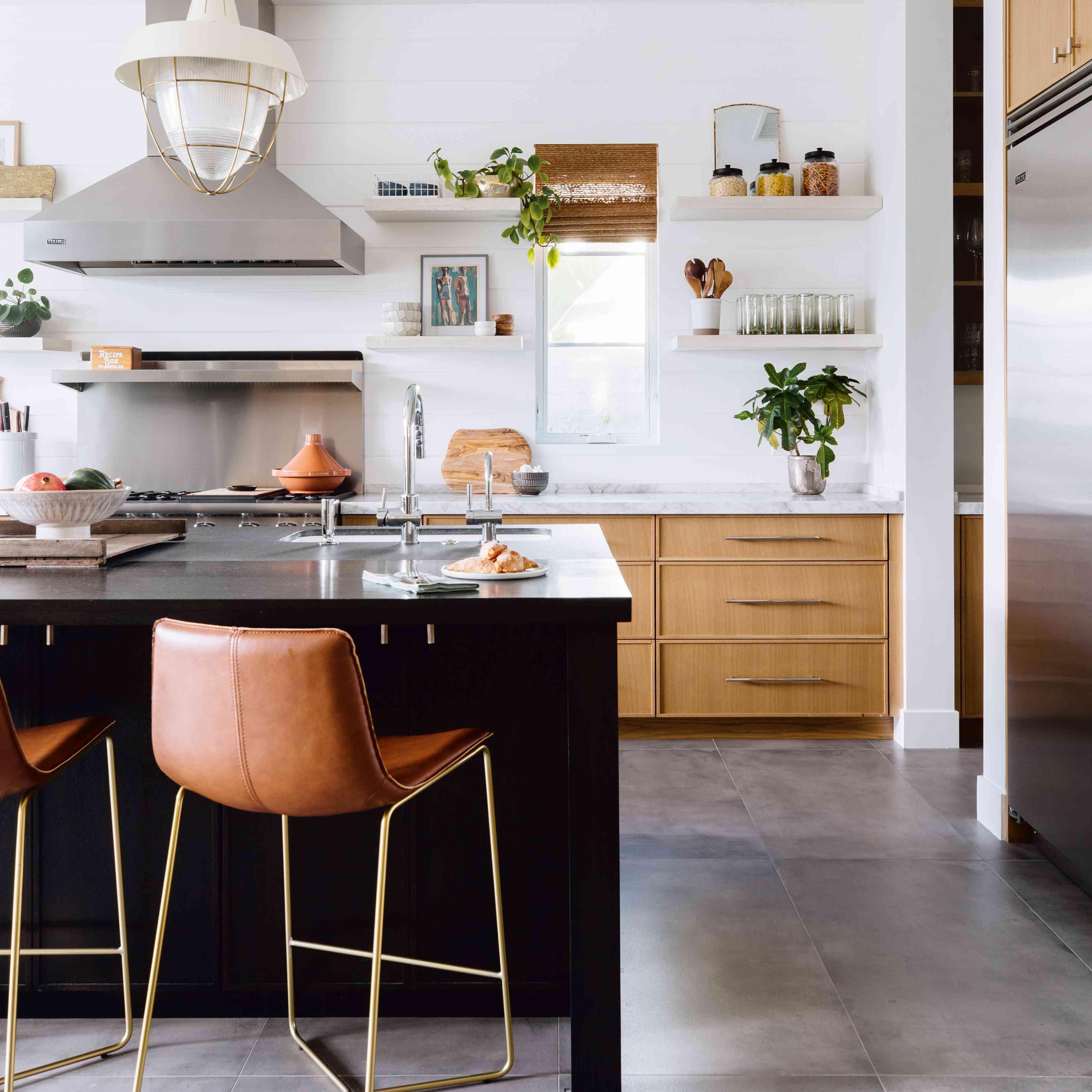 Jasmine Roth House Story kitchen