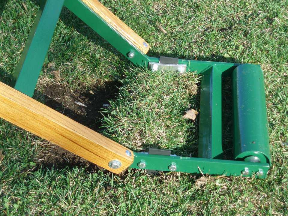 Manual Sod Cutter