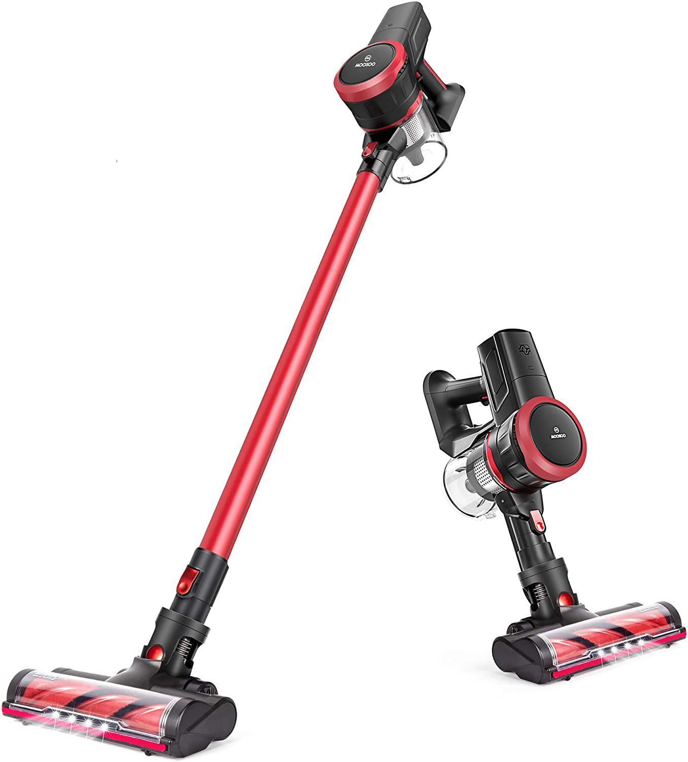 Powerful Ultra Suction for Carpet Hard Floor Tineco A11 Tango Cordless Lightweight Stick Handheld Vacuum Cleaner