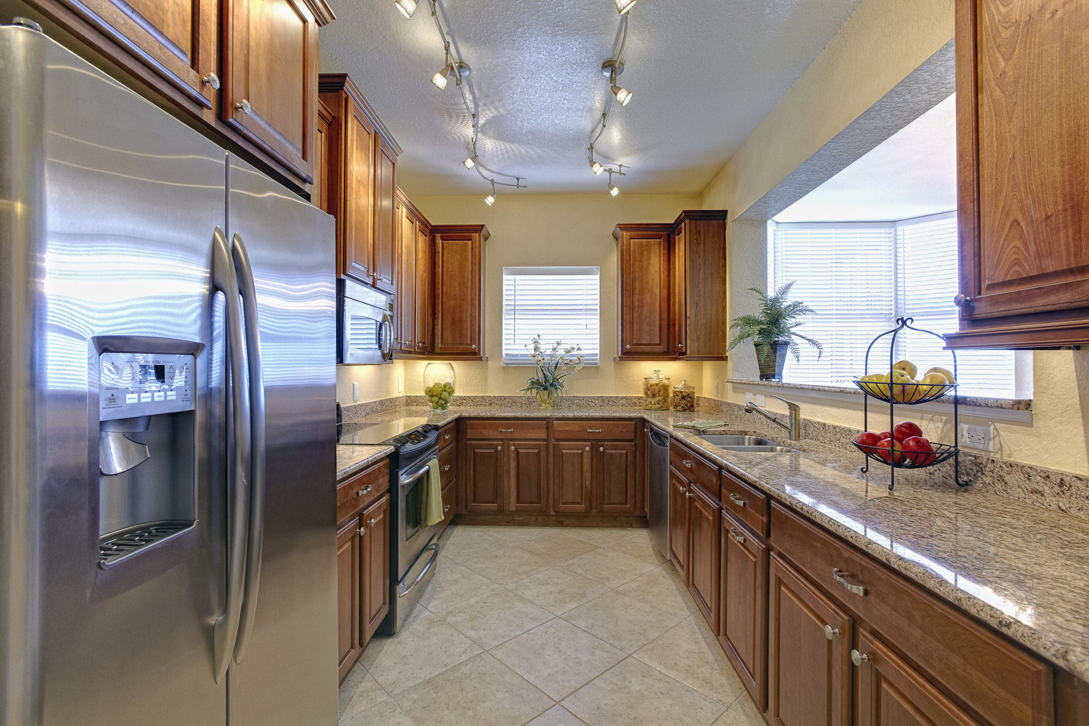 Types Of Kitchen Track Lights