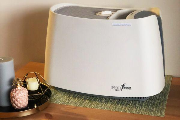 Honeywell HCM350B Germ Free Cool Mist Humidifier