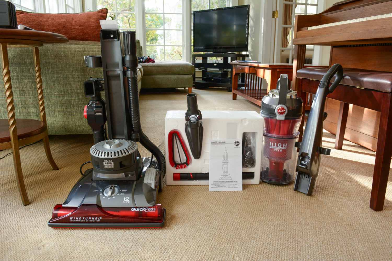 The 10 Best Vacuum Cleaners Of 2019