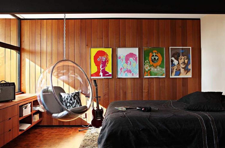 10 Mid-Century Modern Bedroom Decorating Ideas