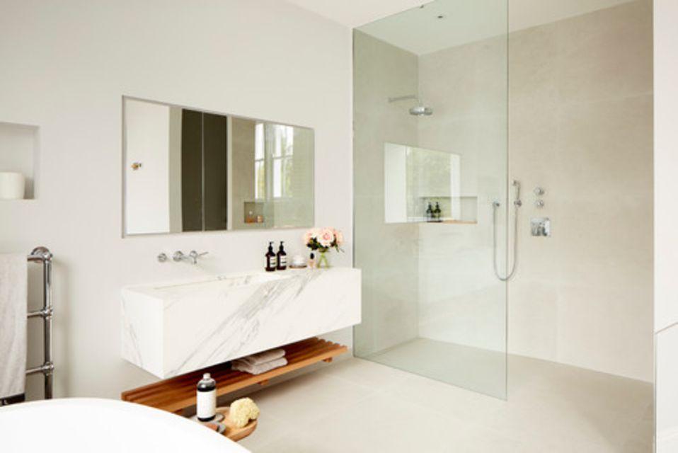 Minimalist Contemporary Dream Bathroom