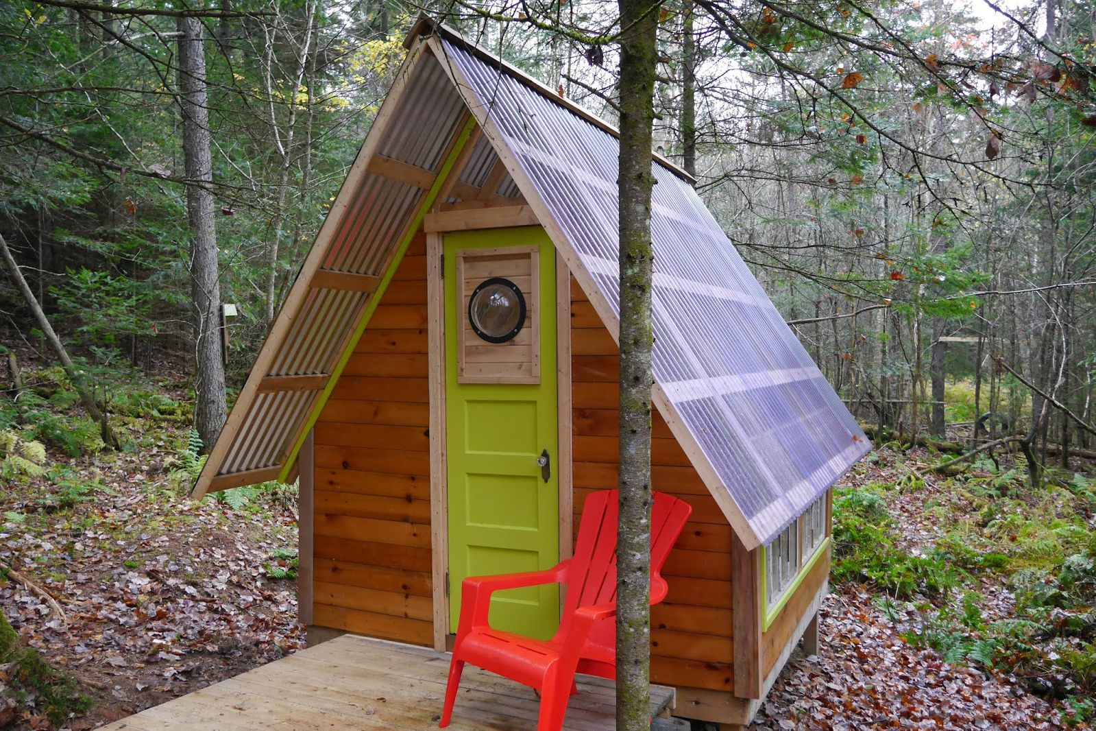 Magnificent 18 Small Cabins You Can Diy Or Buy For 300 And Up Home Interior And Landscaping Ologienasavecom
