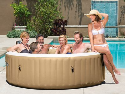 Comparing A Hot Tub And Spa