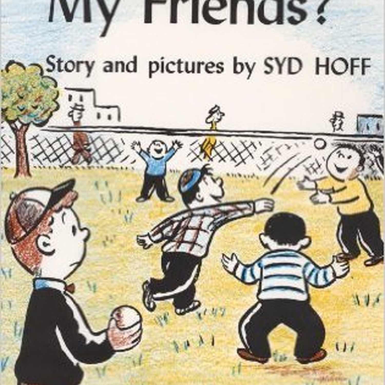Portada del libro de Who Will Be My Friends?
