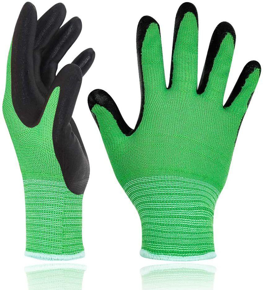 Bamboo Gardening Work Gloves