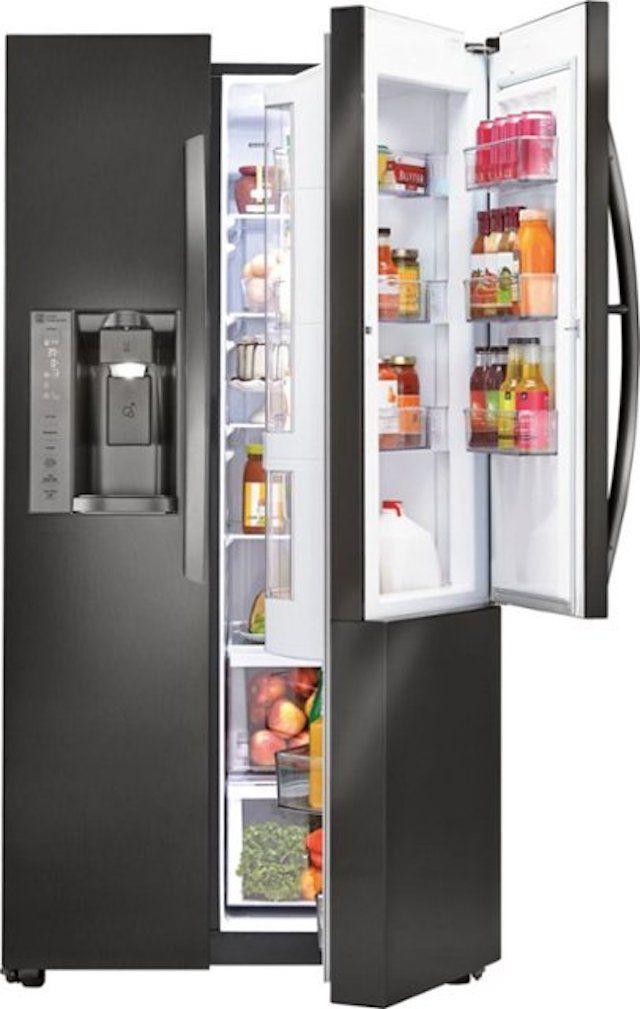 LG 26.0 Cu. Ft. Side-by-Side Refrigerator