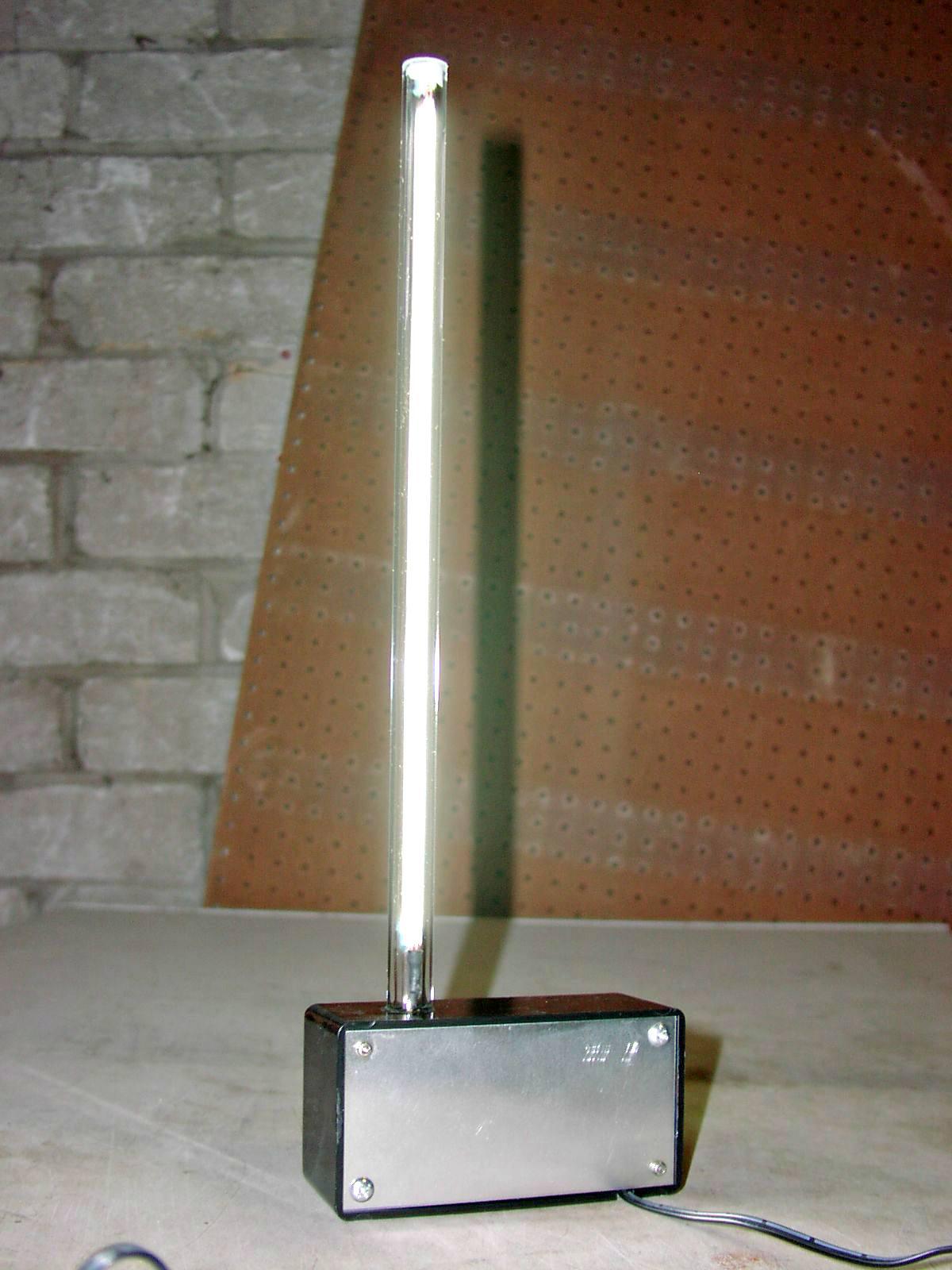 Repurposed cold cathode lamp
