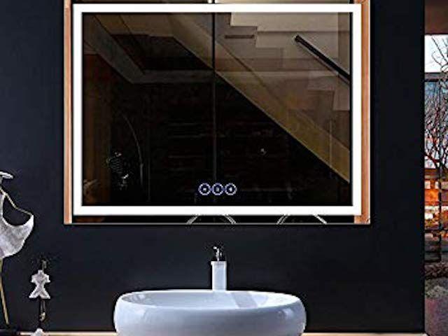 The 8 Best Bathroom Mirrors Of 2021, 30 X 40 Bathroom Vanity Mirror