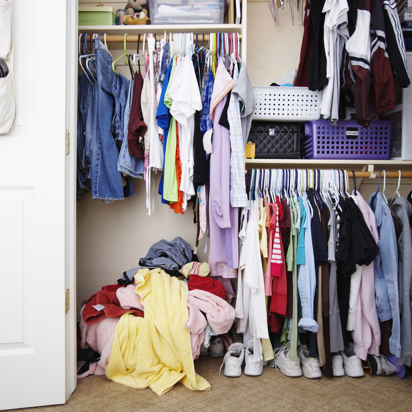 The Ultimate Guide To Organizing Your Closet,Bloody Mary